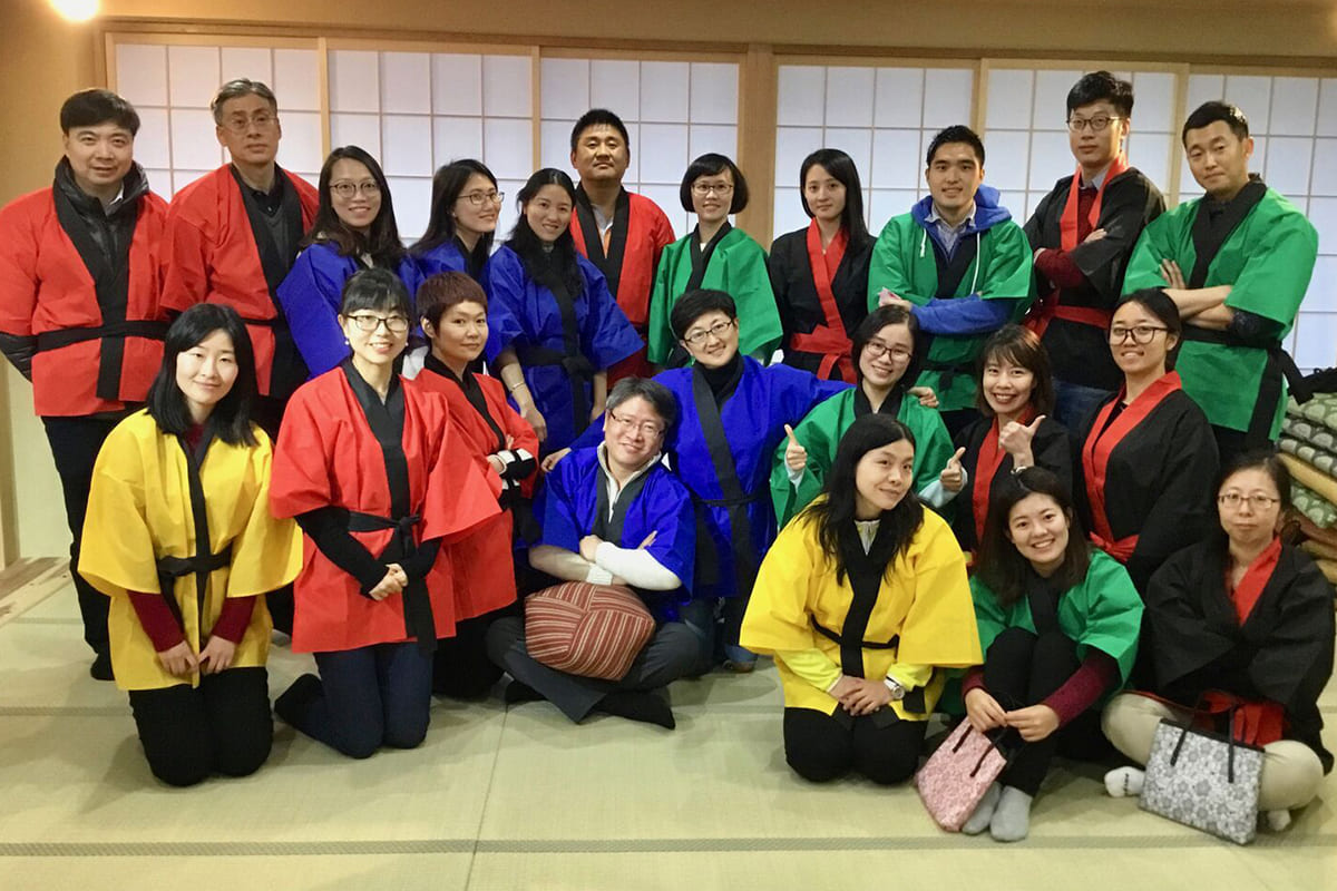 Cultural Event for large group Kyoto