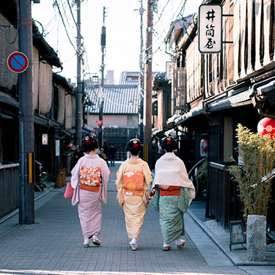How to meet a geisha in Kyoto