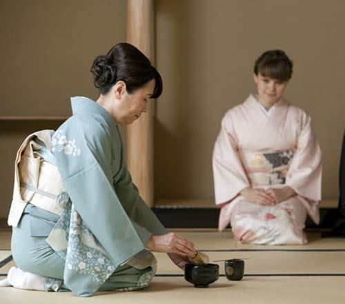Tea Ceremony Kyoto Maikoya