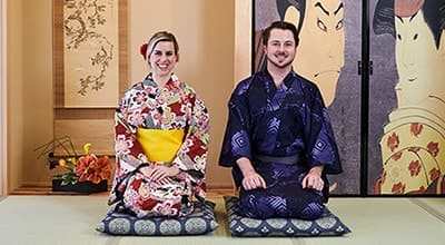 Kimono Photo shooting studio Kyoto and Osaka