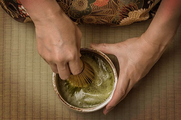 Why Tea ceremony in Kyoto