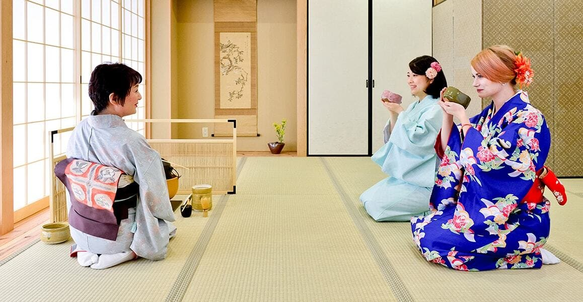 things to do in osaka - Japanese Tea Ceremony