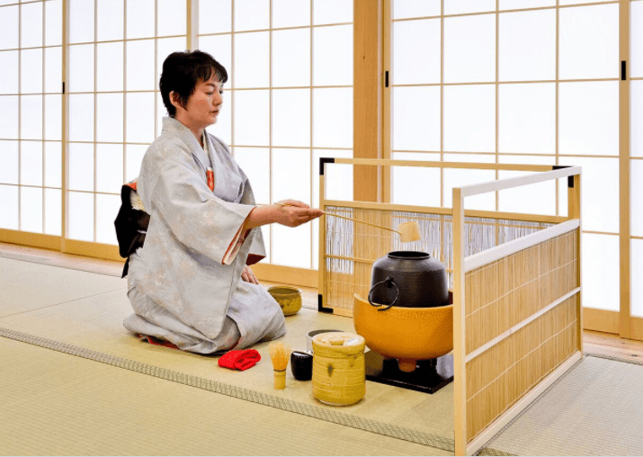 tea ceremony osaka