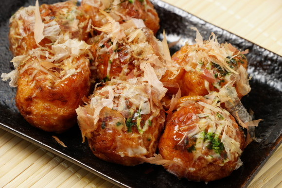PRIVATE Takoyaki and Japanese cooking experience in Osaka