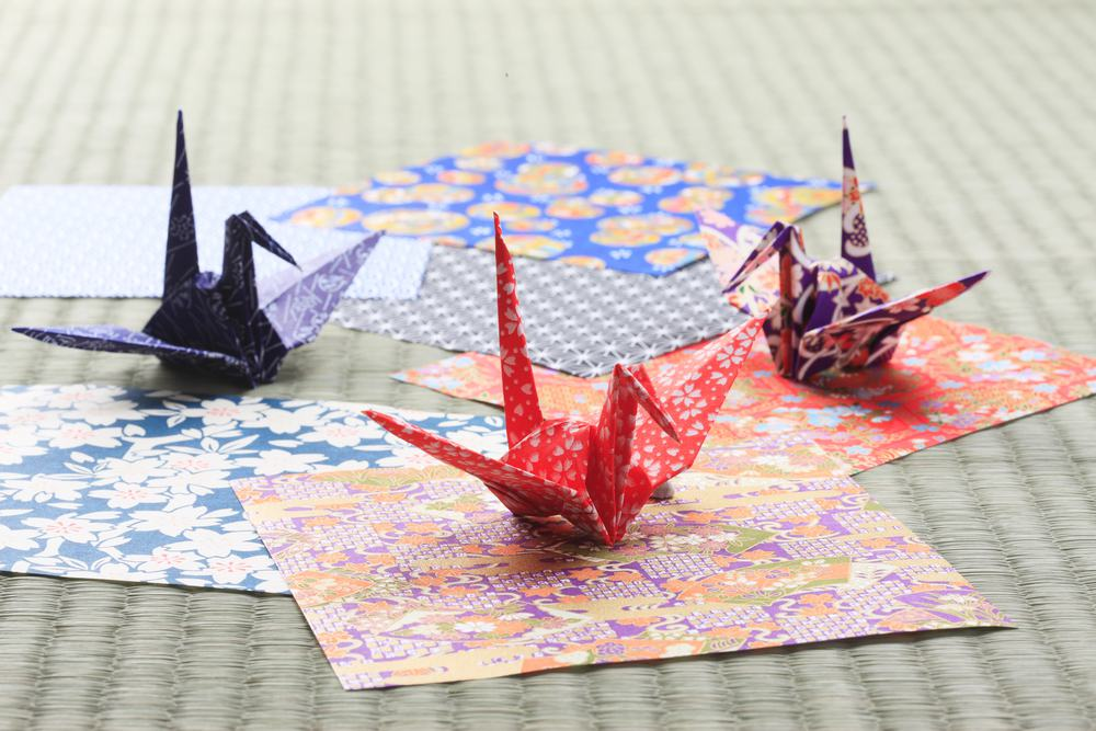 Japanese Origami (Paper Folding) Workshop Kyoto
