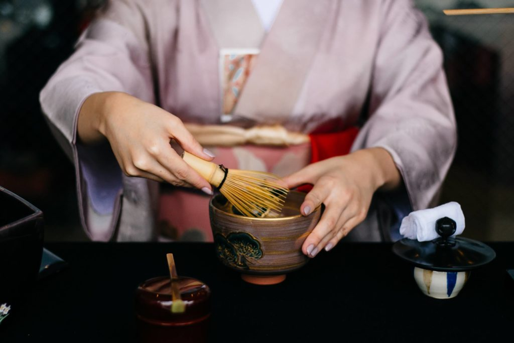 The Beginning of Japanese Tea Culture