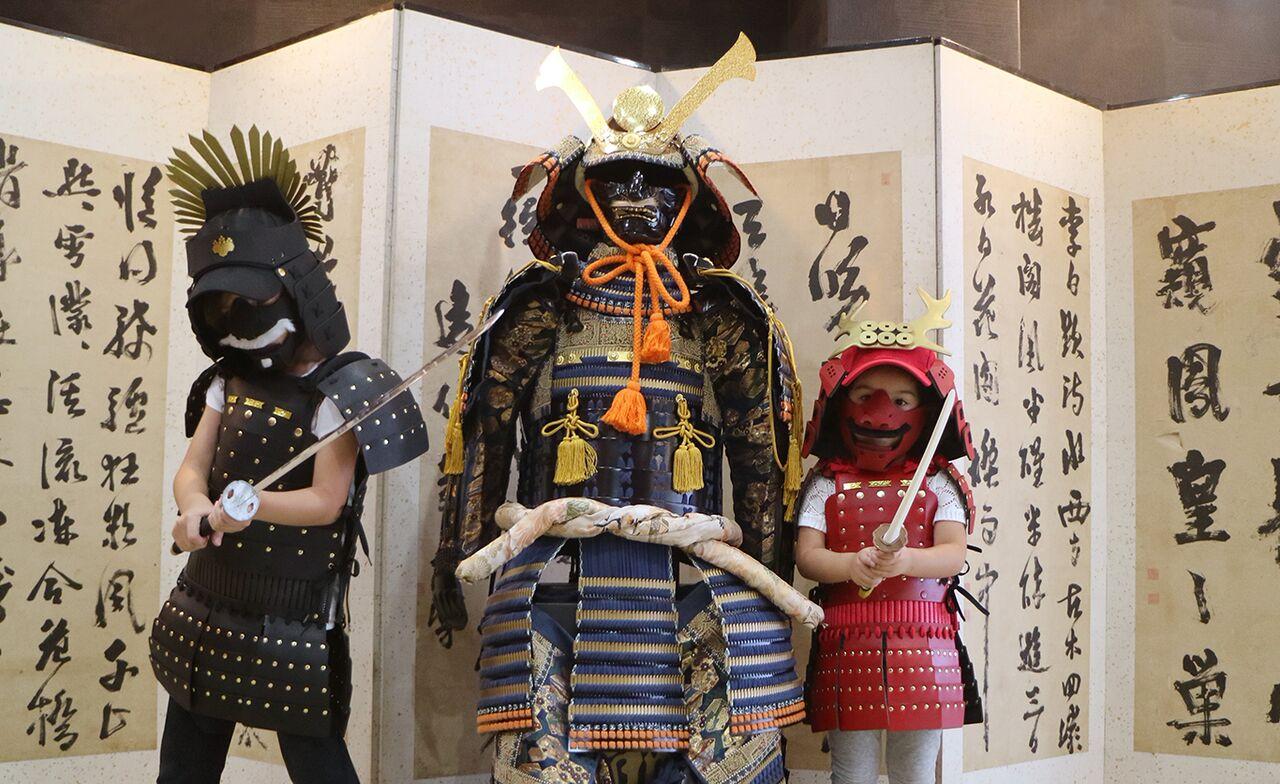 Samurai experience Osaka – Samurai Museum