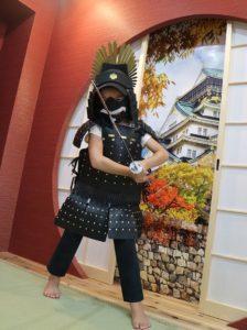 samurai costumes for kids