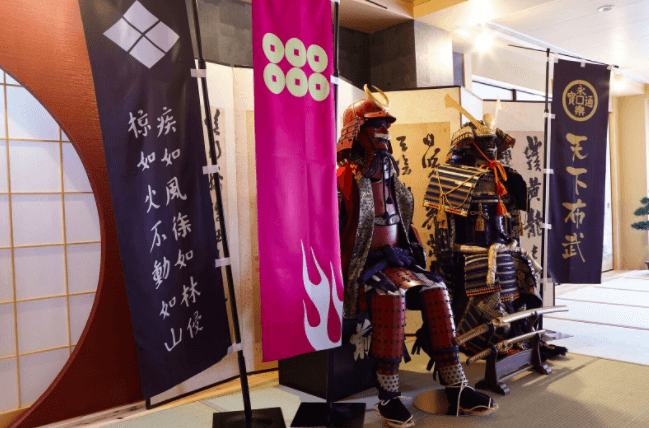 The Night Tour at The Samurai and Ninja Museum for Kids and Families