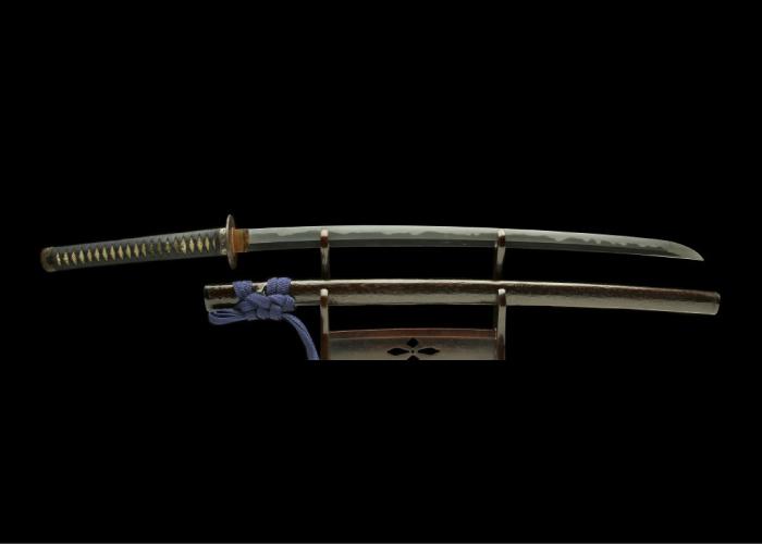Real antique katana sword. Item no: 01-1107