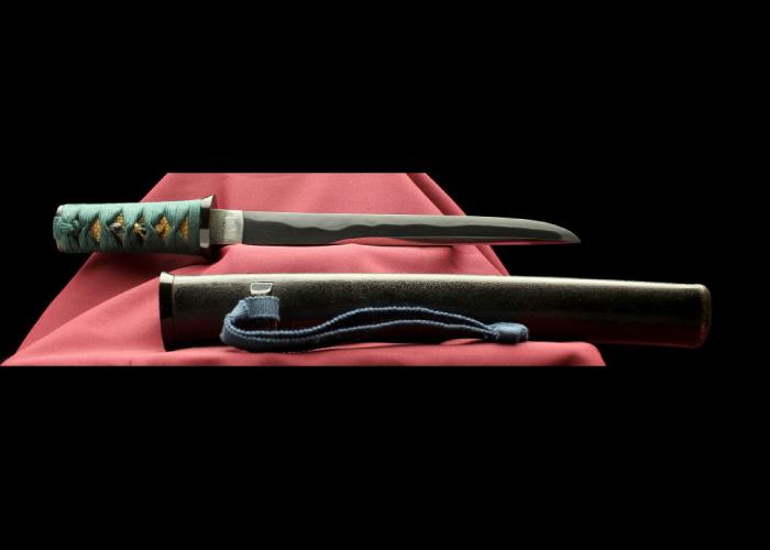 Real antique dagger. Item no: 01-367