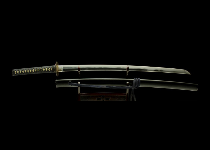 Real antique katana sword. Item no: 02-1097