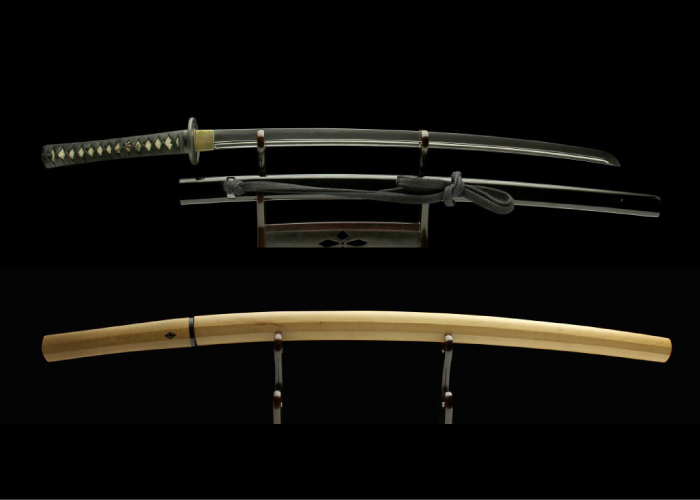 Real antique katana sword. Item no: 02-1098