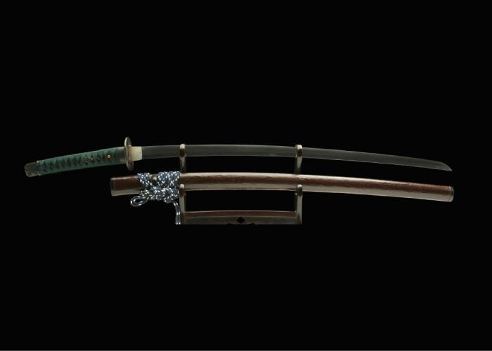 Real antique katana sword. Item no: 02-1108