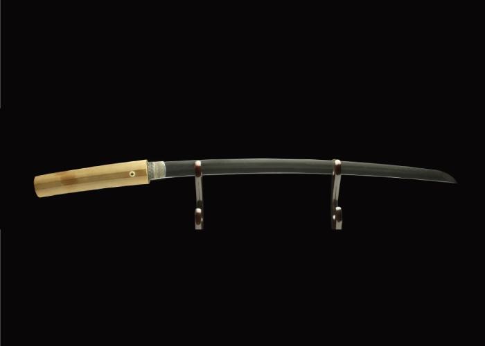 Real antique Wakizashi sword. Item no: 02-2113