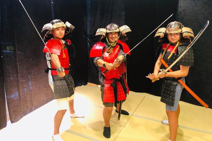Samurai Experience Maikoya