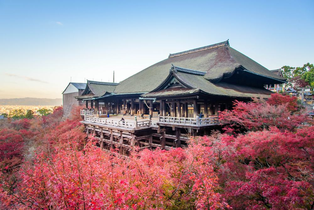 Kiyomizu Temple Walking Tour