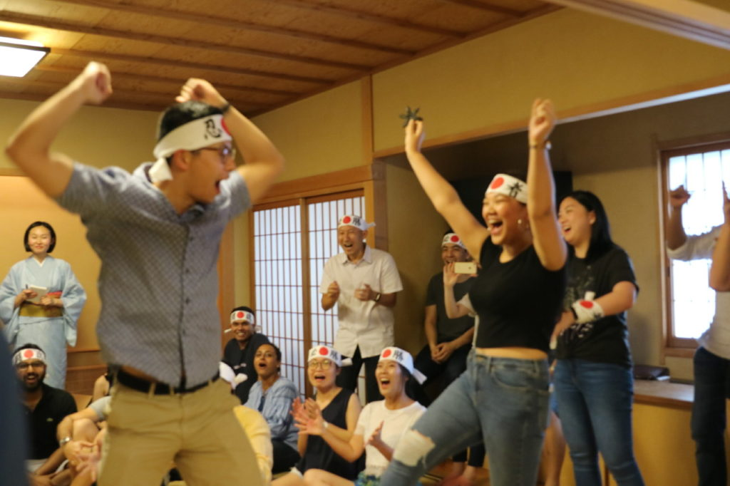 Team Building and Corporate Travel Services in Japan by Maikoya
