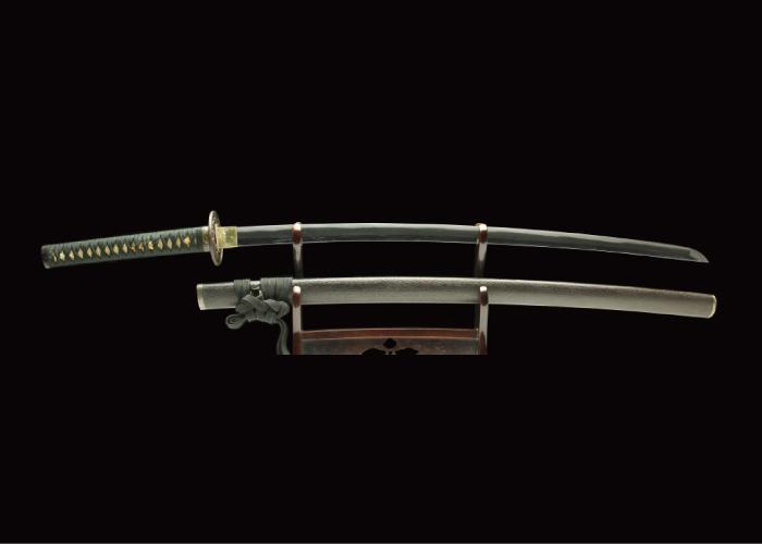 Real antique katana sword. Item no: 01-1094