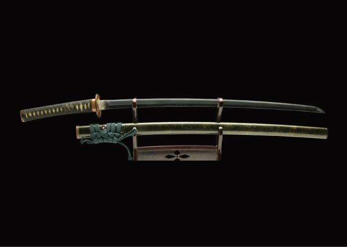 Real antique katana sword. Item no: 02-1095