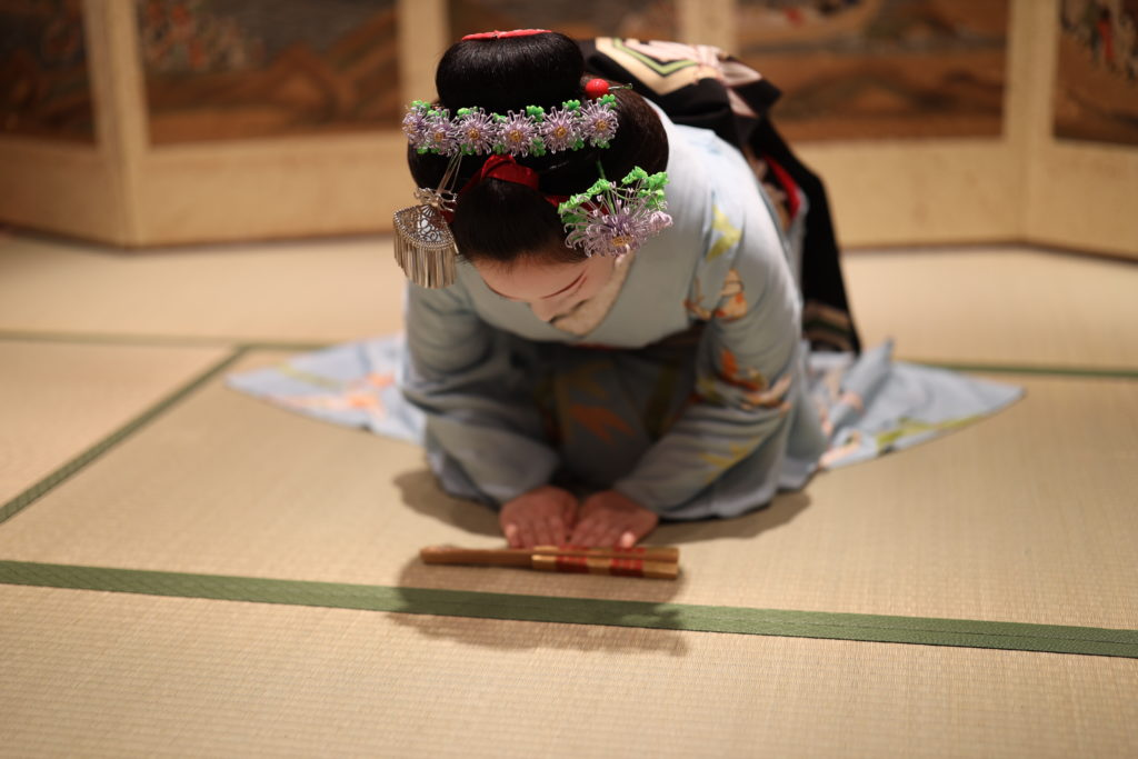 PRIVATE Geisha Tea Ceremony and Geisha Performance in Kyoto GION