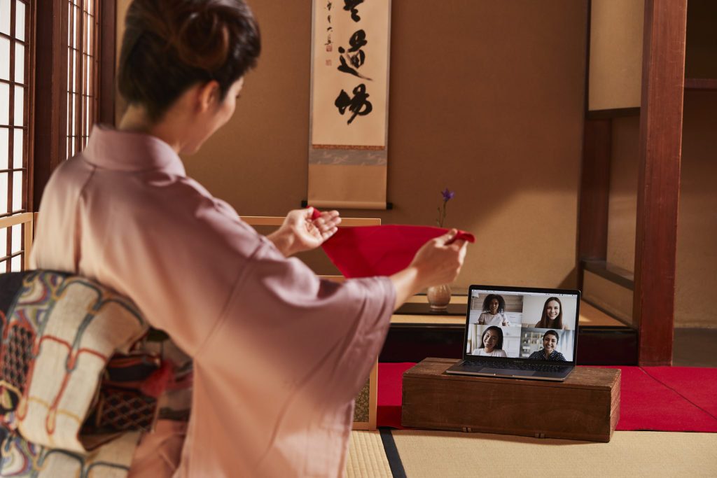 Online Tea Ceremony [Virtual Tea Classes Available Daily]