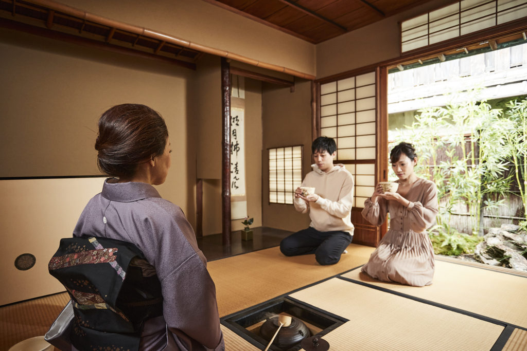 Tea Ceremony Kyoto Maikoya (Casual Clothes)- Gion Shijo Station