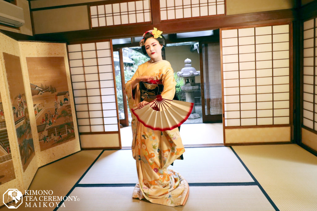 Geisha Show & Tea Ceremony in Kyoto 2