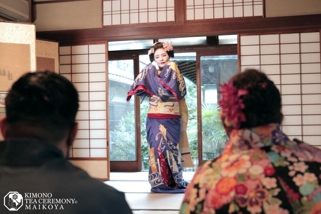 Geisha Dinner Show 2