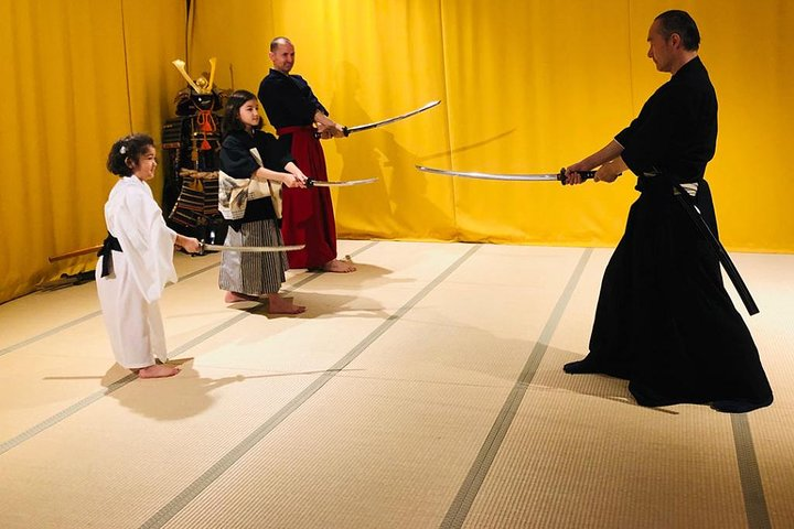 Samurai Sword Experience for Kids and Families (slide 4)
