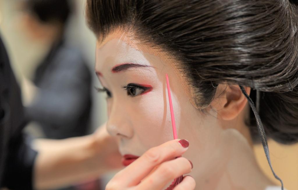 Geisha Makeover Experience Kyoto