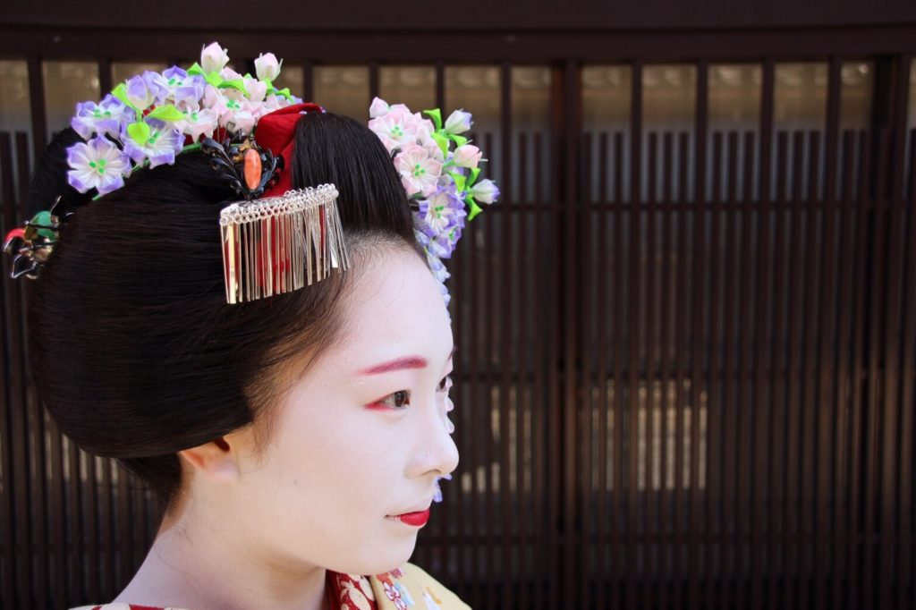 Geisha & Maiko Tea Ceremony in Kyoto GION