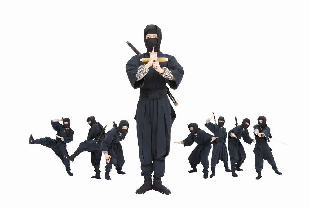 Ninja Experience in Kyoto for Adults SPECIAL Authentic Ninja Training Lesson