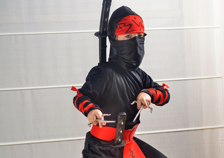Ninja Experience Osaka for Kids and Families