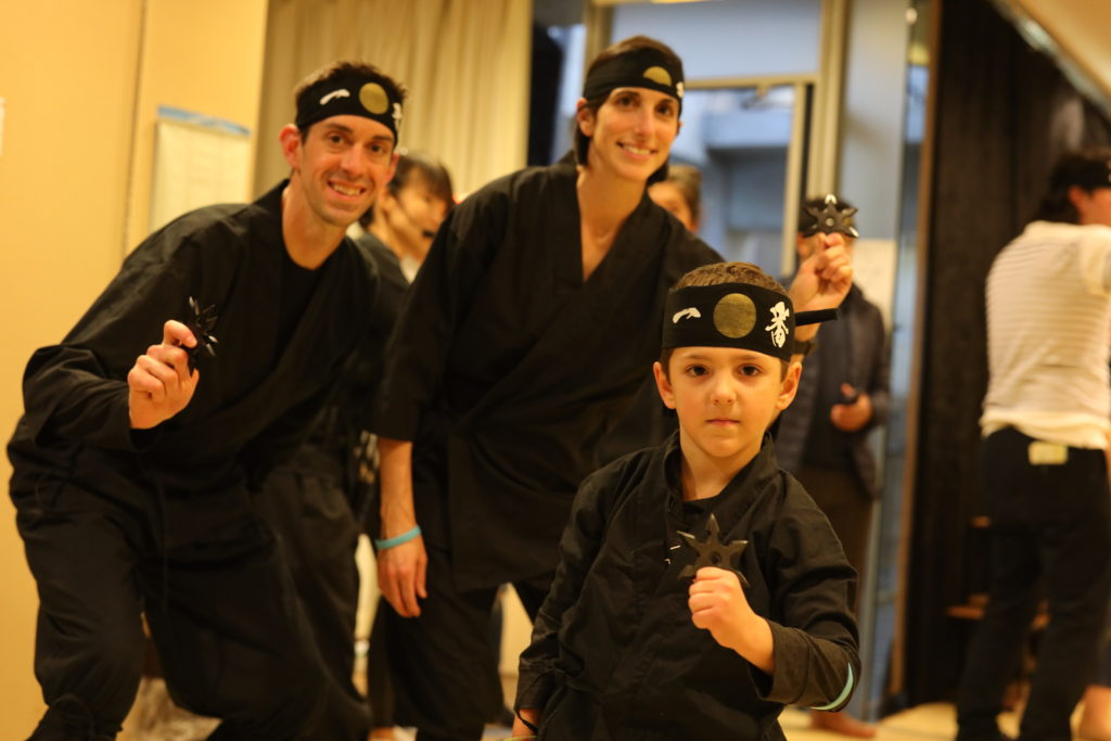 What are the best Ninja experiences in Kyoto?