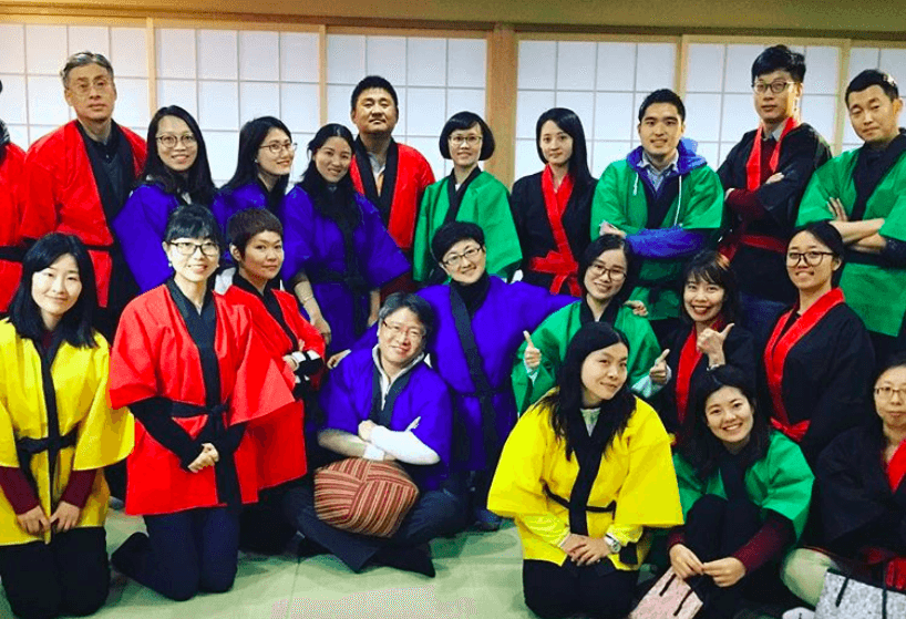 Team Building Activities in Kyoto Japan Package A