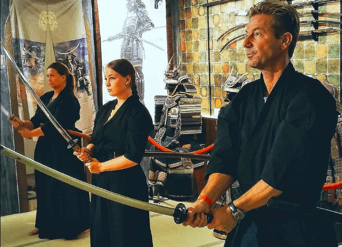 Samurai experience For Families and Groups- Armor Trial Samurai and Ninja Museum Kyoto (Relocated From Osaka)