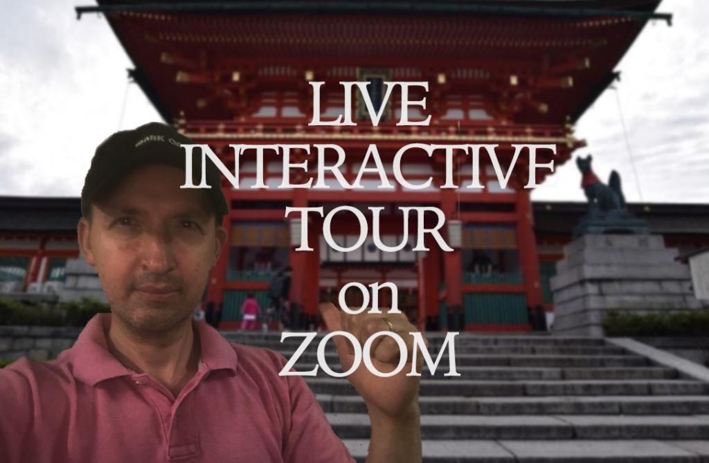 Visit Fushimi Inari LIVE