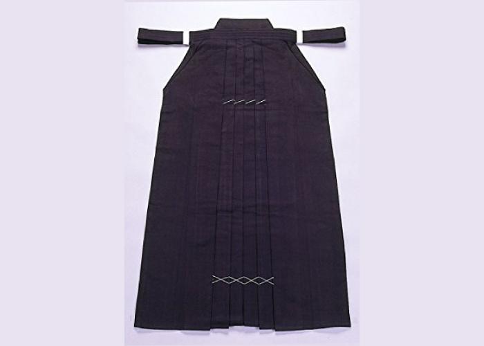 Samurai market Authentic Japan Made Kendo Hakama: Indigo 8000