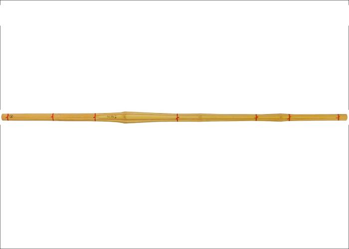 Handcrafted Japanese Bamboo Practice Kendo Shinai: Kyoto Kunimune 39 (Ladies)