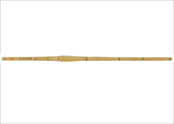 Japanese Handcrafted Customizable Bamboo Practice Shinai: Garyu 37 (mens)