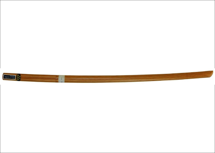 Authentic Japanese Crafted Practice Kendo Bokken; Japanese Red Oak