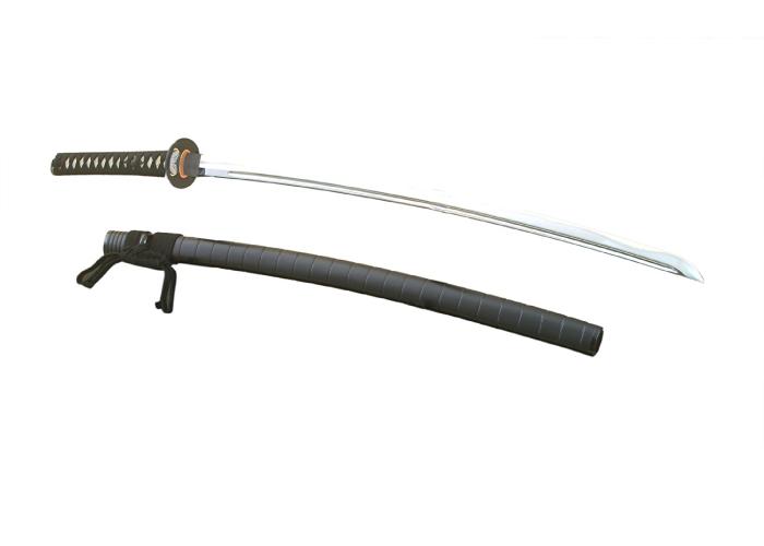 Authentic Japanese Katana Kenjutsu Practice Iai Series: Date Masamune (Inro)