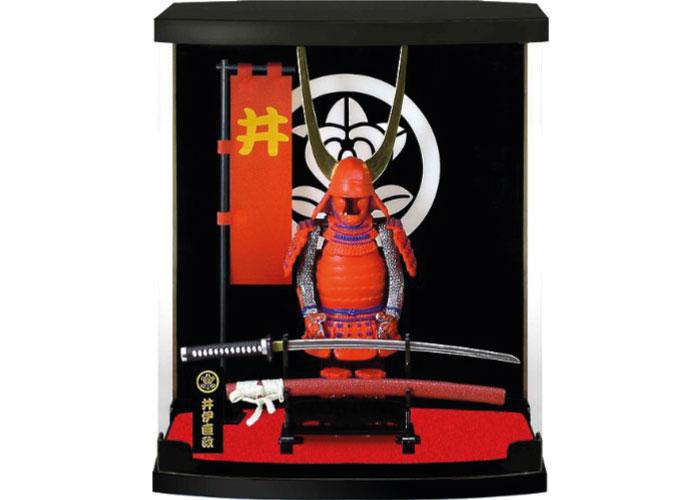 Maquette Authentique Japonaise Armure Complete Samurai-Date Masamune