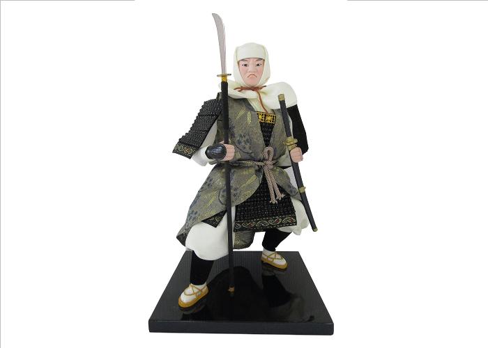 Real doll Samourai Musashibo Benkei by Samurai Market