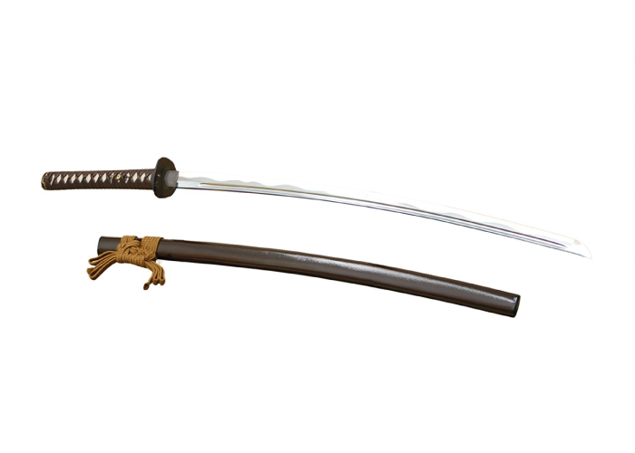 "Authentic Japanese Katana: Katakura's ""Kuyo-koshirae"""