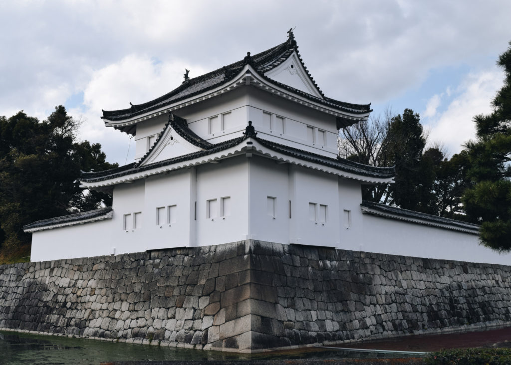 Nijo Castle walking tour
