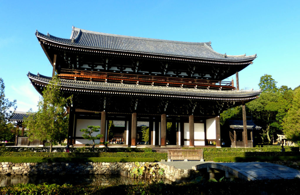 Tofuku-ji Temple walking tour