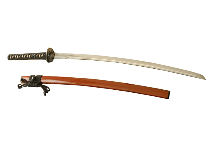 Authentic Japanese Katana:#20 Oni No Hocho