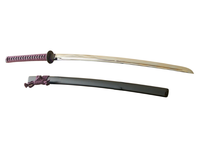 Authentic Japanese Katana:#23 Shinbei Tanaka
